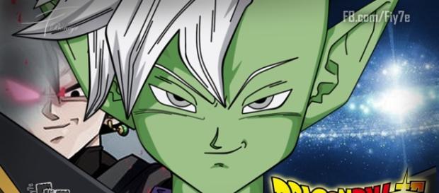 """Dragon Ball S: Zamasu controla a Black """"El viaje al universo 10"""""""