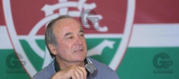 Levir Culpi, técnico do Fluminense