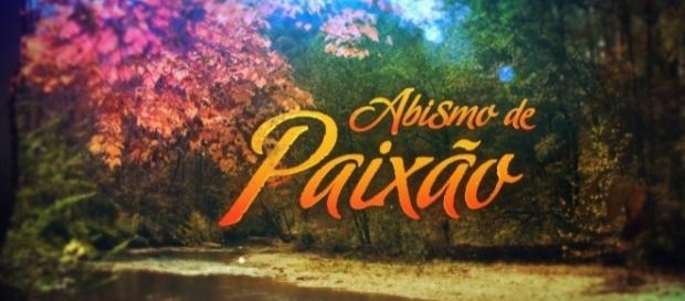 Novela Abismo de `Paixão. Foto divulgação