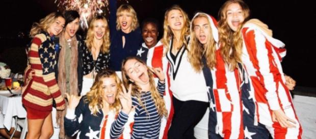 Taylor Swift, Blake Lively, Gigi Hadid, Cara Delevingne & More Get ... - eonline.com