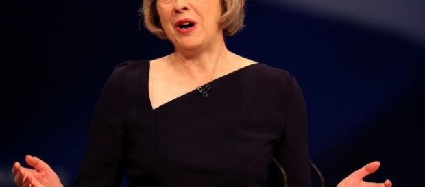 Theresa May, najprawdopodobniej przyszła premier Brytanii