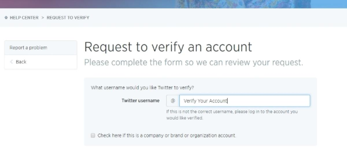 Twitter Makes It Easier To Get Accounts Verified -
