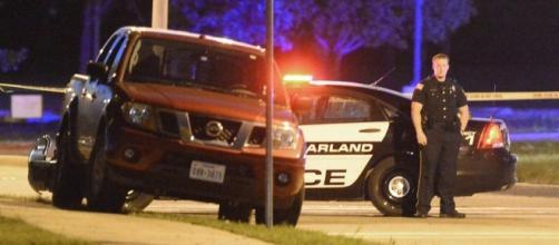 Dallas, cecchini sparano sugli agenti
