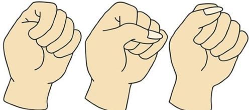 A maneira como você fecha sua mão pode revelar detalhes da sua personalidade
