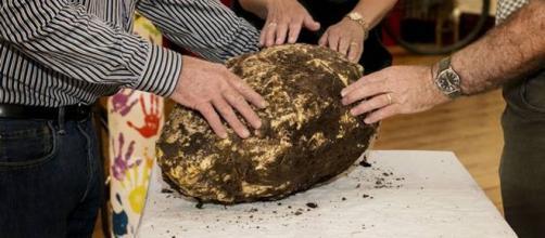 Irish Bog Butter. Photo credit: Independent.ie