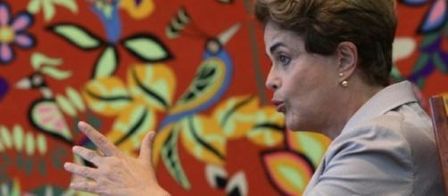 La actual presidenta Dilma Rousseff