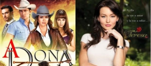 'A Dona' e 'Teresa' fizeram muito sucesso no Brasil