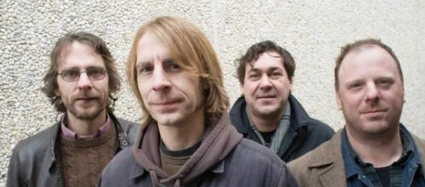 Mudhoney durante Handsome Tours.