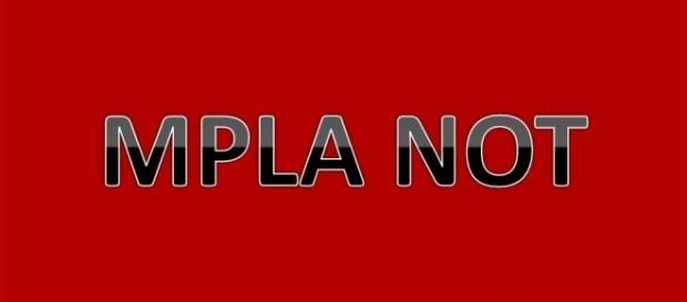 Não Ao MPLA, não à ditadura, sim à democracia