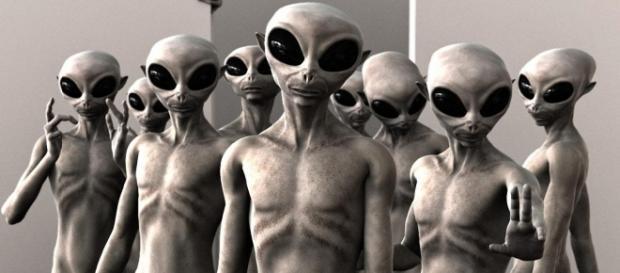 Os extraterrestres teriam deixado supostos 'vestígios' de suas existências