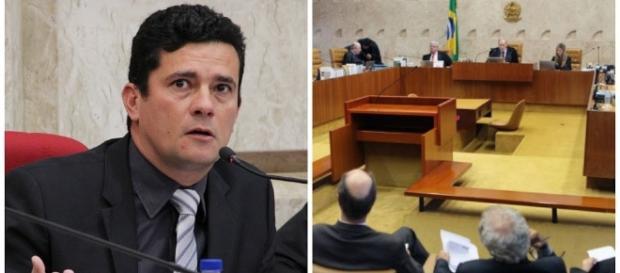Sérgio Moro terá 48 horas para enviar fundamentações ao STF
