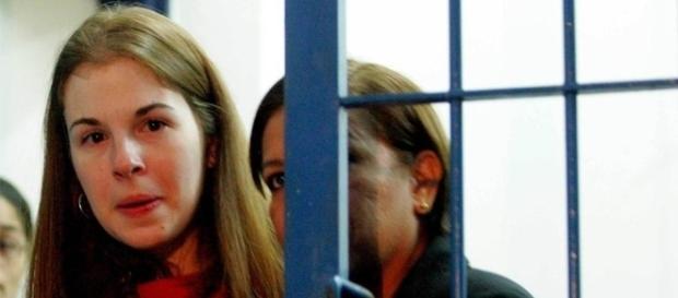 Suzane Richthofen foi perdoada pela Justiça
