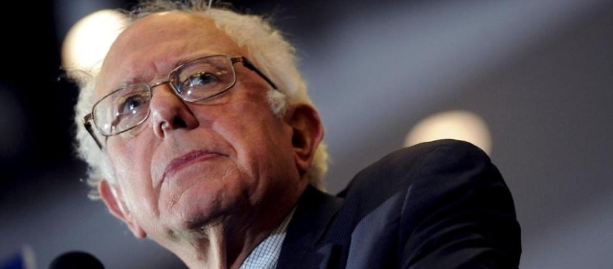 bernie sanders offered the nomination of the green party