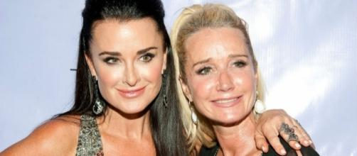RHOBH' Stars Kyle Richards And Kim Richards Are Not Speaking ... - inquisitr.com