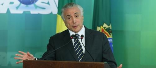 Temer informou que Bolsa Família terá atualização no cadastro (Foto: Lula Marques/ AGPT)