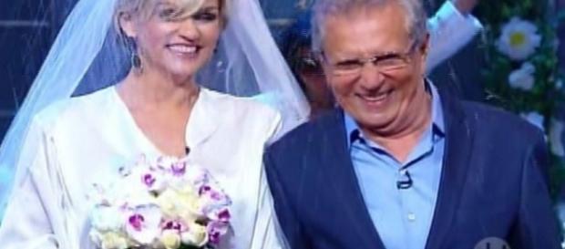 Andréa e Carlos Alberto de Nóbrega - Foto/Montagem