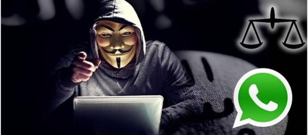 Após bloqueio do WhatsApp, o grupo de hackers Anonymous derruba o site da Justiça do Rio de Janeiro
