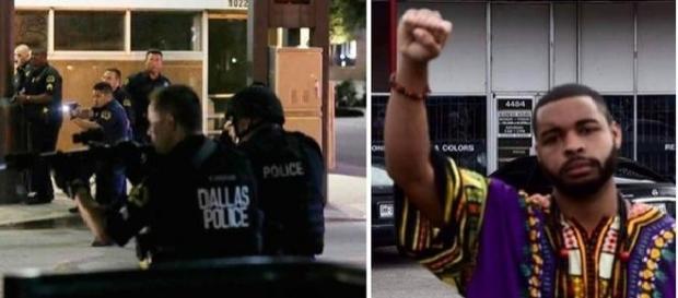 Micah Johnson diz que queria 'matar gente branca'