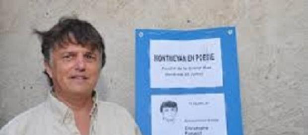 Christophe Forgeot à Montmeyan