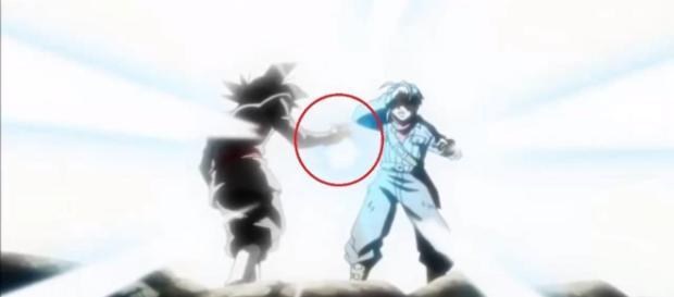 Dragon Ball Super Captura Trunks vs Black.