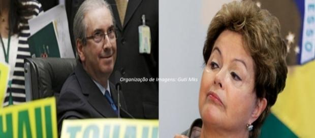 Eduardo Cunha renunciou e Dilma reafirma que não fará o mesmo
