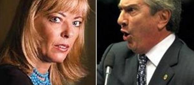 Ex-mulher de Collor entra na Justiça e pode ficar com milhões