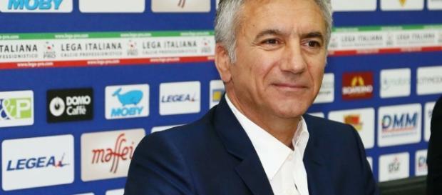 Il direttore sportivo Meluso, foto Salento Giallorosso.