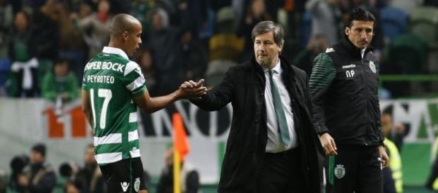 João Mário quer que o seu futuro seja longe do Sporting