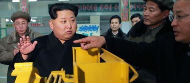Kim Jong Un dijo estar preparado para combatir a las potencias enemigas