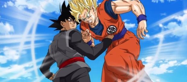 Picture of the episode 50, Goku vs Black / photo screencap via YouTube