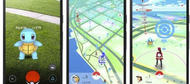 Pokémon GO, el juego de realidad aumentada es un éxito en sus primeros días
