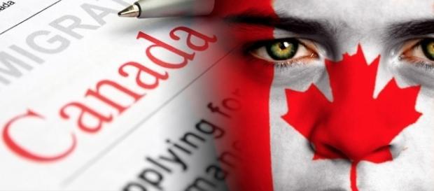 Seleção de brasileiros para o Canadá