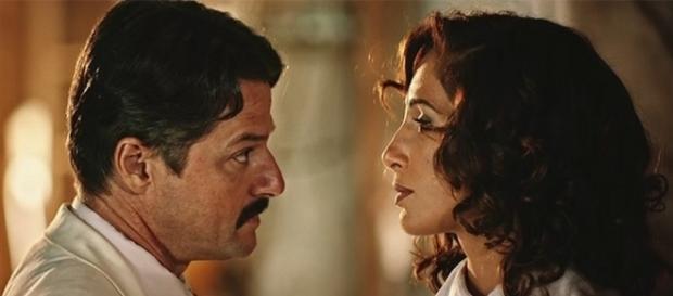Tereza diz que nunca amou Carlos (Divulgação/Globo)