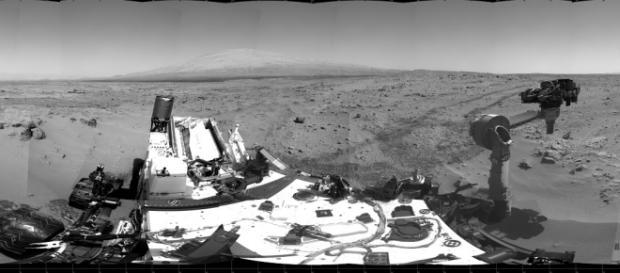 Un misterioso codice morse appare dalle immagini provenienti da Marte