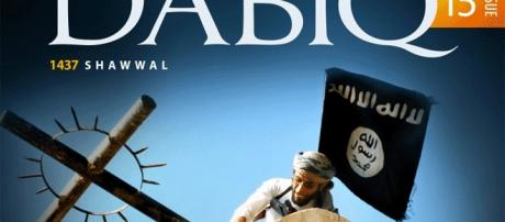 La dernière (en date) édition de Dabiq invite chrétiens et athées à se convertir