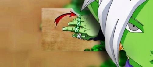 Los 5 anillos del tiempo de Zamasu.