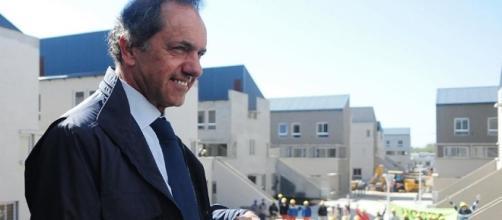 Scioli salió al cruce de la denuncia de Carrío