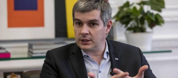 El encargado de las redes de Macri