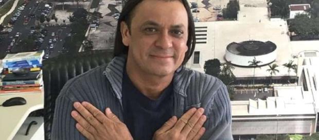 Frank Aguiar foi condenado por falta de pagamento de pensão alimentícia
