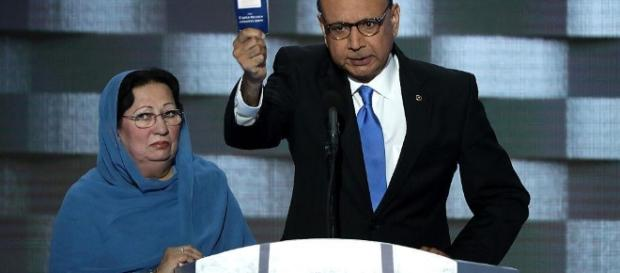 Khizr Khan's DNC 2016 speech: Read the full transcript from the ... - independent.co.uk