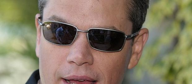 Superstar: Matt Damon. Image source: Wikimedia Commons