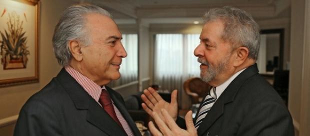Temer pode concorrer à reeleição contra Lula