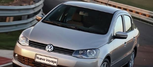 Volkswagen Voyage está na lista