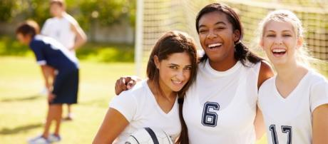 Allow your child to become a sportsman -- Source: medicaldaily.com/school-sports-may-be-good-preventive-treatment-depression-stress-teens-291596