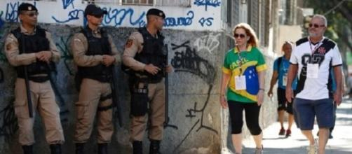 A Anistia Internacional teme que a polícia mate inocentes durante a Rio 2016