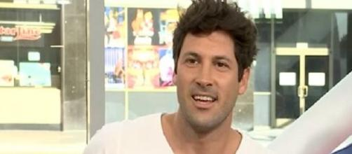 Dancing with the Stars pro Maks Chmerkovskiy-Photo by YouTube/Hollywood Today Live
