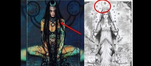 Enchantress y La Diosa Griega Hécate