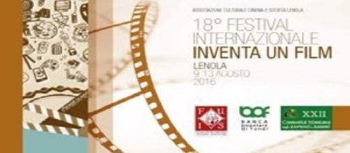 La locandina del Festiva Internazionale che si svolge in provincia di Latina