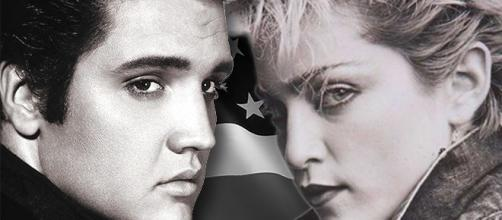 Madonna & Elvis: quando la musica urla la propria anima!