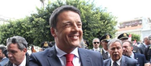Novità pensioni oggi 10 agosto: Matteo Renzi.